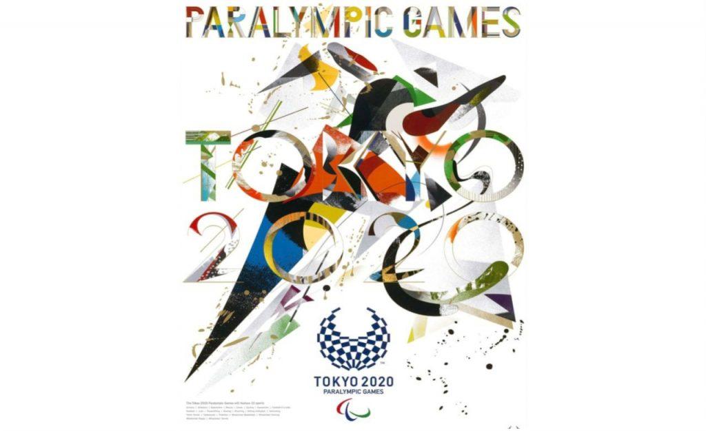 Divulgado o Pôster Oficial da Paralimpíada de Tóquio. – CINTESP.Br